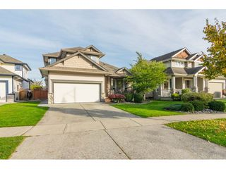 """Photo 1: 6218 166A Street in Surrey: Cloverdale BC House for sale in """"Clover Ridge Estates"""" (Cloverdale)  : MLS®# R2316514"""