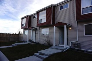 Photo 1: 45 5425 PENSACOLA Crescent SE in Calgary: Penbrooke Meadows Row/Townhouse for sale : MLS®# C4219142