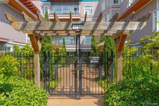Photo 2: 101 1510 Hillside Ave in VICTORIA: Vi Oaklands Row/Townhouse for sale (Victoria)  : MLS®# 804115