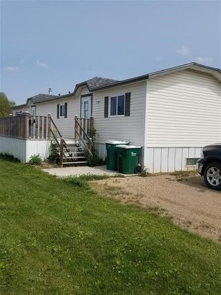 Main Photo: 5451 Eastview Crescent: Redwater Manufactured Home for sale : MLS®# E4148315