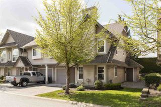 "Main Photo: 21 23085 118 Avenue in Maple Ridge: East Central Townhouse for sale in ""SOMMERVILLE GARDENS"" : MLS®# R2360338"