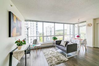 "Photo 1: 1509 3007 GLEN Drive in Coquitlam: North Coquitlam Condo for sale in ""Evergreen"" : MLS®# R2368416"