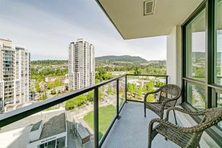 "Photo 12: 1509 3007 GLEN Drive in Coquitlam: North Coquitlam Condo for sale in ""Evergreen"" : MLS®# R2368416"