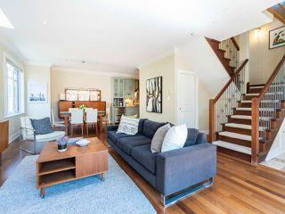 "Photo 6: 3485 W 2ND Avenue in Vancouver: Kitsilano House 1/2 Duplex for sale in ""KITSILANO"" (Vancouver West)  : MLS®# R2369213"