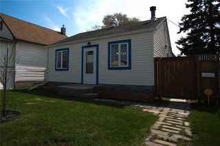 Photo 1: 1888 Ross Avenue West in Winnipeg: Brooklands Residential for sale (5D)  : MLS®# 1912077