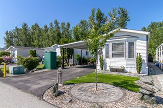 "Photo 21: 24 41168 LOUGHEED Highway in Mission: Dewdney Deroche Manufactured Home for sale in ""OASIS COUNTRY ESTATES"" : MLS®# R2373080"