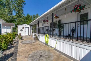 """Photo 14: 24 41168 LOUGHEED Highway in Mission: Dewdney Deroche Manufactured Home for sale in """"OASIS COUNTRY ESTATES"""" : MLS®# R2373080"""