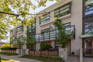 "Main Photo: 3177 QUEBEC Street in Vancouver: Mount Pleasant VE Townhouse for sale in ""Quebec & 16th"" (Vancouver East)  : MLS®# R2374750"