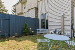 Photo 26: 16934 109 Street in Edmonton: Zone 27 Townhouse for sale : MLS®# E4159216