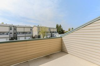 Photo 21: 16934 109 Street in Edmonton: Zone 27 Townhouse for sale : MLS®# E4159216