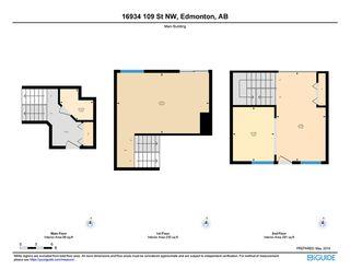 Photo 29: 16934 109 Street in Edmonton: Zone 27 Townhouse for sale : MLS®# E4159216