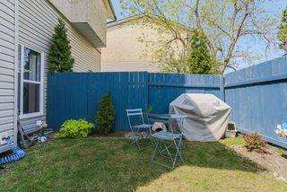 Photo 25: 16934 109 Street in Edmonton: Zone 27 Townhouse for sale : MLS®# E4159216