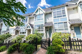 "Photo 1: 7387 MAGNOLIA Terrace in Burnaby: Highgate Townhouse for sale in ""MONTEREY"" (Burnaby South)  : MLS®# R2376795"