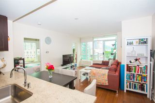 """Main Photo: 1302 821 CAMBIE Street in Vancouver: Downtown VW Condo for sale in """"RAFFLES ON ROBSON"""" (Vancouver West)  : MLS®# R2384328"""