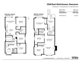 Photo 20: 2208 E 42ND Avenue in Vancouver: Killarney VE House for sale (Vancouver East)  : MLS®# R2386316