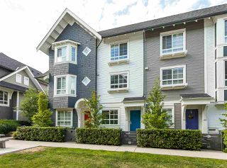 Main Photo: 84 8438 207A Street in Langley: Willoughby Heights Townhouse for sale : MLS®# R2387473
