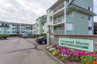 "Photo 1: 216 31850 UNION Avenue in Abbotsford: Abbotsford West Condo for sale in ""FERNWOOD MANOR"" : MLS®# R2419355"
