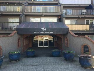 "Main Photo: 809 756 GREAT NORTHERN Way in Vancouver: Mount Pleasant VE Condo for sale in ""PACIFIC TERRACE"" (Vancouver East)  : MLS®# R2447788"
