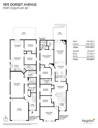 Photo 40: 1815 DORSET Avenue in Port Coquitlam: Glenwood PQ House for sale : MLS®# R2465277