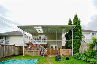 Photo 34: 1815 DORSET Avenue in Port Coquitlam: Glenwood PQ House for sale : MLS®# R2465277