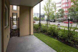 Photo 24: 103 11203 103A Avenue in Edmonton: Zone 12 Condo for sale : MLS®# E4207636