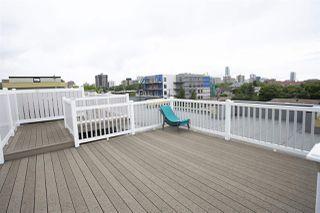Photo 26: 103 11203 103A Avenue in Edmonton: Zone 12 Condo for sale : MLS®# E4207636