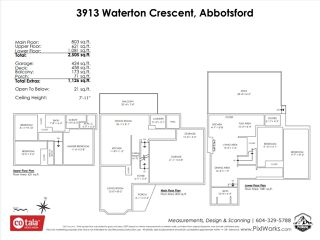Photo 37: 3913 WATERTON Crescent in Abbotsford: Abbotsford East House for sale : MLS®# R2494783