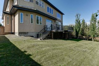 Photo 46: 47 BLACKBURN Drive W in Edmonton: Zone 55 House for sale : MLS®# E4215156