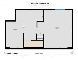 Photo 40: 17357 120 Street in Edmonton: Zone 27 House Half Duplex for sale : MLS®# E4218269