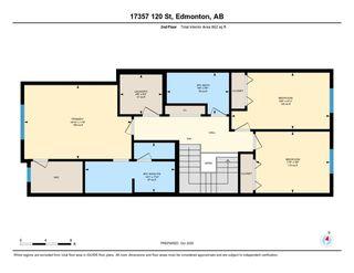 Photo 39: 17357 120 Street in Edmonton: Zone 27 House Half Duplex for sale : MLS®# E4218269