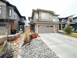 Photo 2: 16 FOSBURY Link: Sherwood Park Attached Home for sale : MLS®# E4220525