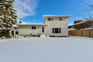 Photo 43: 2432 117 Street in Edmonton: Zone 16 House for sale : MLS®# E4220630