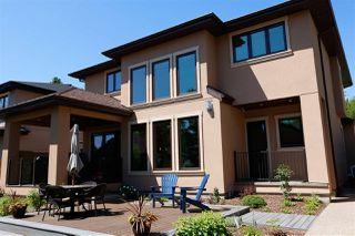 Photo 41: 9819 147 Street NW in Edmonton: Zone 10 House for sale : MLS®# E4220789