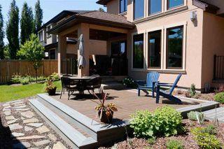 Photo 42: 9819 147 Street NW in Edmonton: Zone 10 House for sale : MLS®# E4220789