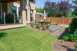 Photo 43: 9819 147 Street NW in Edmonton: Zone 10 House for sale : MLS®# E4220789