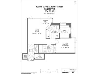 """Photo 21: 2102 1331 ALBERNI Street in Vancouver: West End VW Condo for sale in """"The Lions"""" (Vancouver West)  : MLS®# R2517604"""