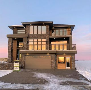 Photo 1: 3489 KESWICK Boulevard in Edmonton: Zone 56 House for sale : MLS®# E4221384