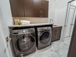 Photo 49: 3489 KESWICK Boulevard in Edmonton: Zone 56 House for sale : MLS®# E4221384