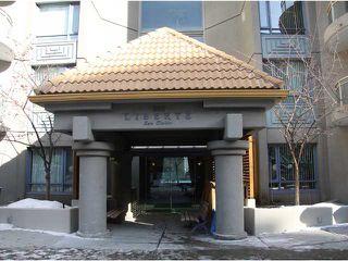 Photo 1: 105 804 3 Avenue SW in CALGARY: Eau Claire Condo for sale (Calgary)  : MLS®# C3464538
