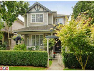 "Photo 1: 12968 16TH Avenue in Surrey: Crescent Bch Ocean Pk. House for sale in ""OCEAN PARK"" (South Surrey White Rock)  : MLS®# F1119664"