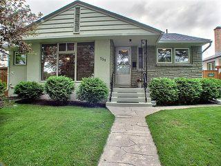 Photo 1: 764 Beaverbrook Street in Winnipeg: River Heights / Tuxedo / Linden Woods Residential for sale (South Winnipeg)  : MLS®# 1212638