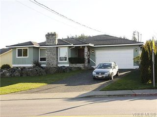 Photo 1: 2123 Ferndale Road in VICTORIA: SE Gordon Head Single Family Detached for sale (Saanich East)  : MLS®# 334232