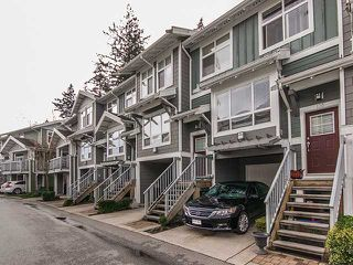 "Photo 1: 135 15168 36 Avenue in Surrey: Morgan Creek Townhouse for sale in ""SOLAY"" (South Surrey White Rock)  : MLS®# F1406859"