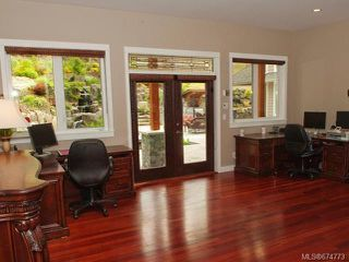 Photo 20: 3321 Arrowsmith Rd in NANAIMO: Na Uplands House for sale (Nanaimo)  : MLS®# 674773