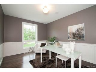 Photo 3: 848 Haney Street in WINNIPEG: Charleswood Residential for sale (South Winnipeg)  : MLS®# 1415059