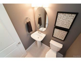 Photo 10: 848 Haney Street in WINNIPEG: Charleswood Residential for sale (South Winnipeg)  : MLS®# 1415059