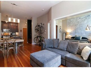 "Photo 9: 106 250 SALTER Street in New Westminster: Queensborough Condo for sale in ""PADDLER'S LANDING"" : MLS®# V1072840"