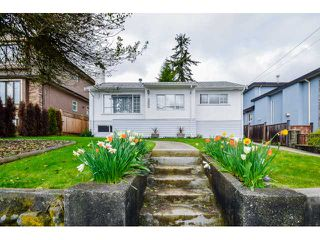 Photo 1: 8051 12TH Avenue in Burnaby: East Burnaby House for sale (Burnaby East)  : MLS®# V1112968