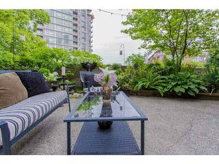 "Photo 17: 103 6931 COONEY Road in Richmond: Brighouse Condo for sale in ""DOLPHIN PLACE"" : MLS®# V1125230"