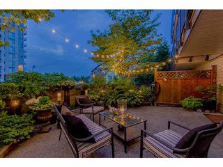 "Photo 1: 103 6931 COONEY Road in Richmond: Brighouse Condo for sale in ""DOLPHIN PLACE"" : MLS®# V1125230"